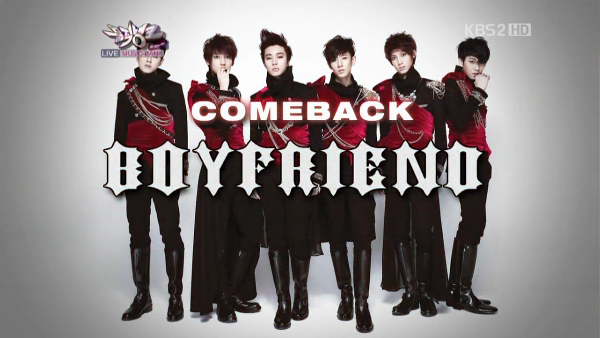 BOYFRIEND - DON T TOUCH MY GIRL MP3 VIDEO GRATIS